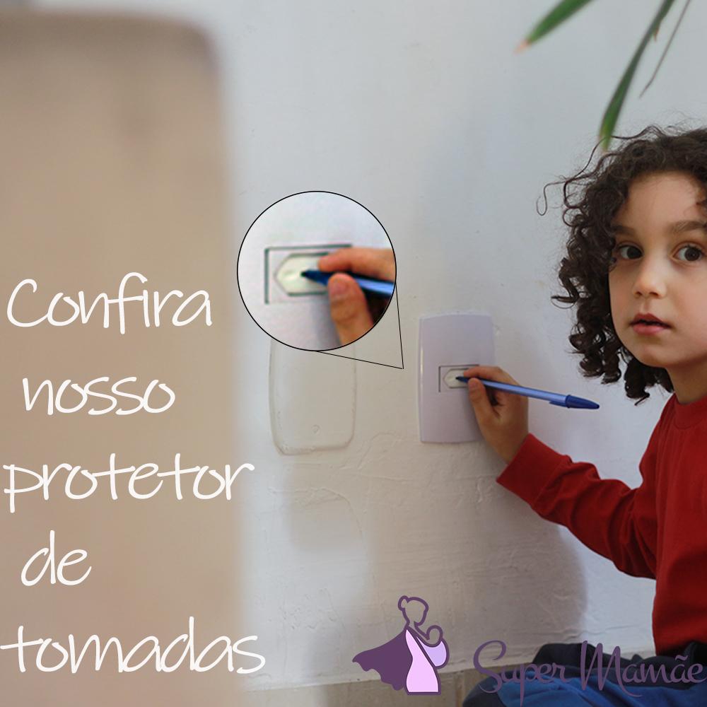 Protetor de tomada