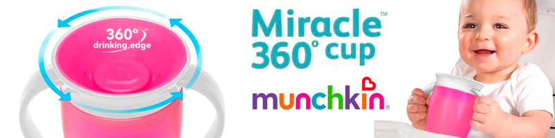 Miracle Cup 360º Munchkin